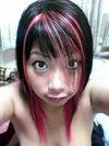 髪が緑さん